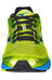 Mizuno Wave Sayonara 3 Running Shoe Men wild lime/black/directoire blue